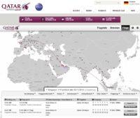 Qatar QR945 Singapur-Frankfurt