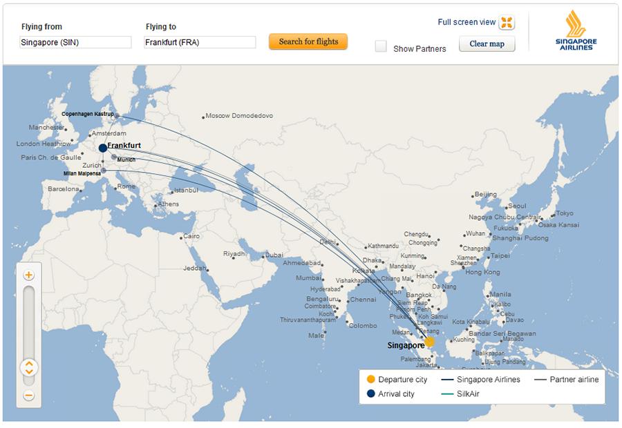 Lh Online Flugplan